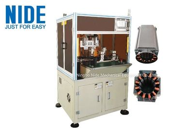 Servo washing machine inverter motor automatic winding machine,BLDC inner stator needle coil winder maker/manufacture