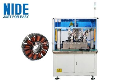 Ceiling fan DC motor Automatic stator winding machine for brushless motor manufacturing