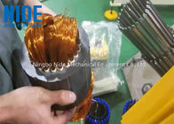Electrical Motor Coil Inserting Machine , Stator Semi auto insertion machine